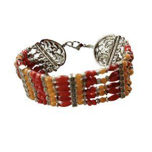 Southwest Beaded Bracelet